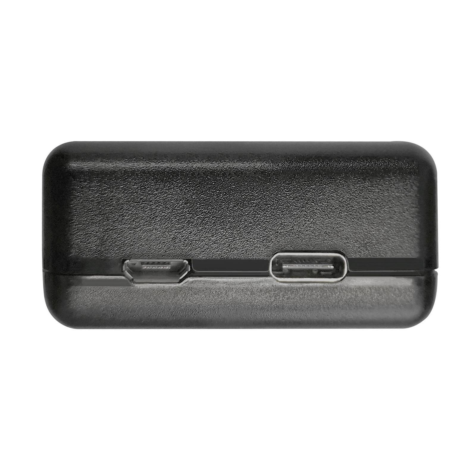 thumbnail 18 - Replace Batteries 1720mAh USB Quick Charger with Cord for   Hero 9 -Black