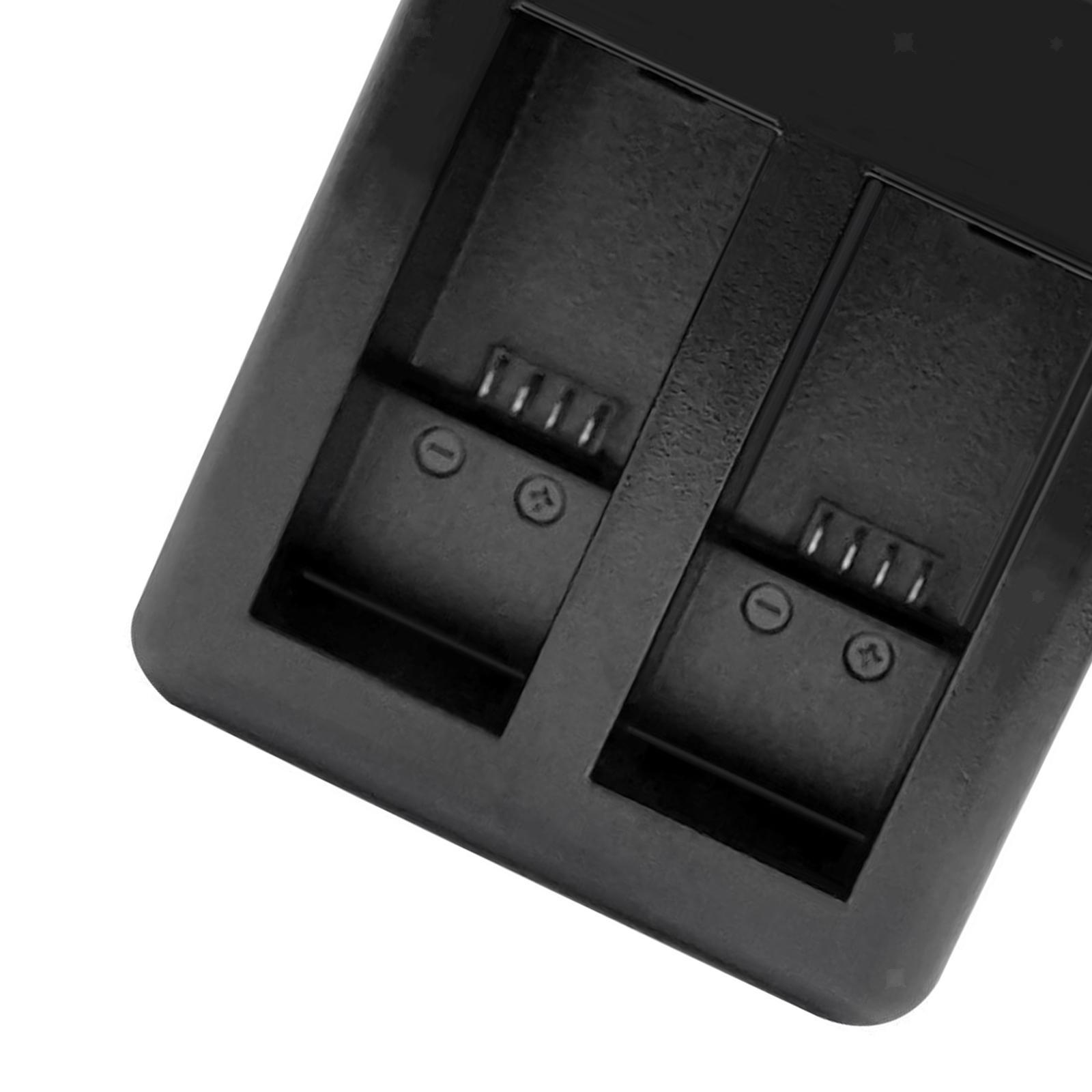 thumbnail 21 - Replace Batteries 1720mAh USB Quick Charger with Cord for   Hero 9 -Black