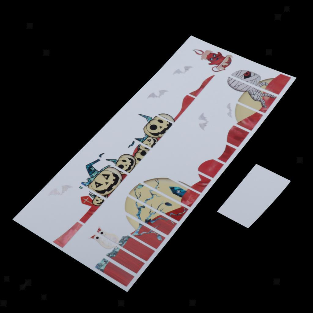Lots-1-Guitar-Body-Decal-3x4cm-Guitar-Musical-Instruments-Stickers-Decals thumbnail 12
