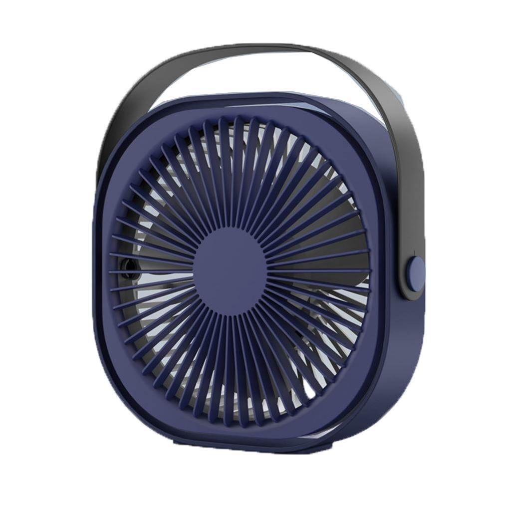 Ventilateur-Portable-Rechargeable-De-Bureau-De-Ventilateur-De-Bureau-De miniature 5