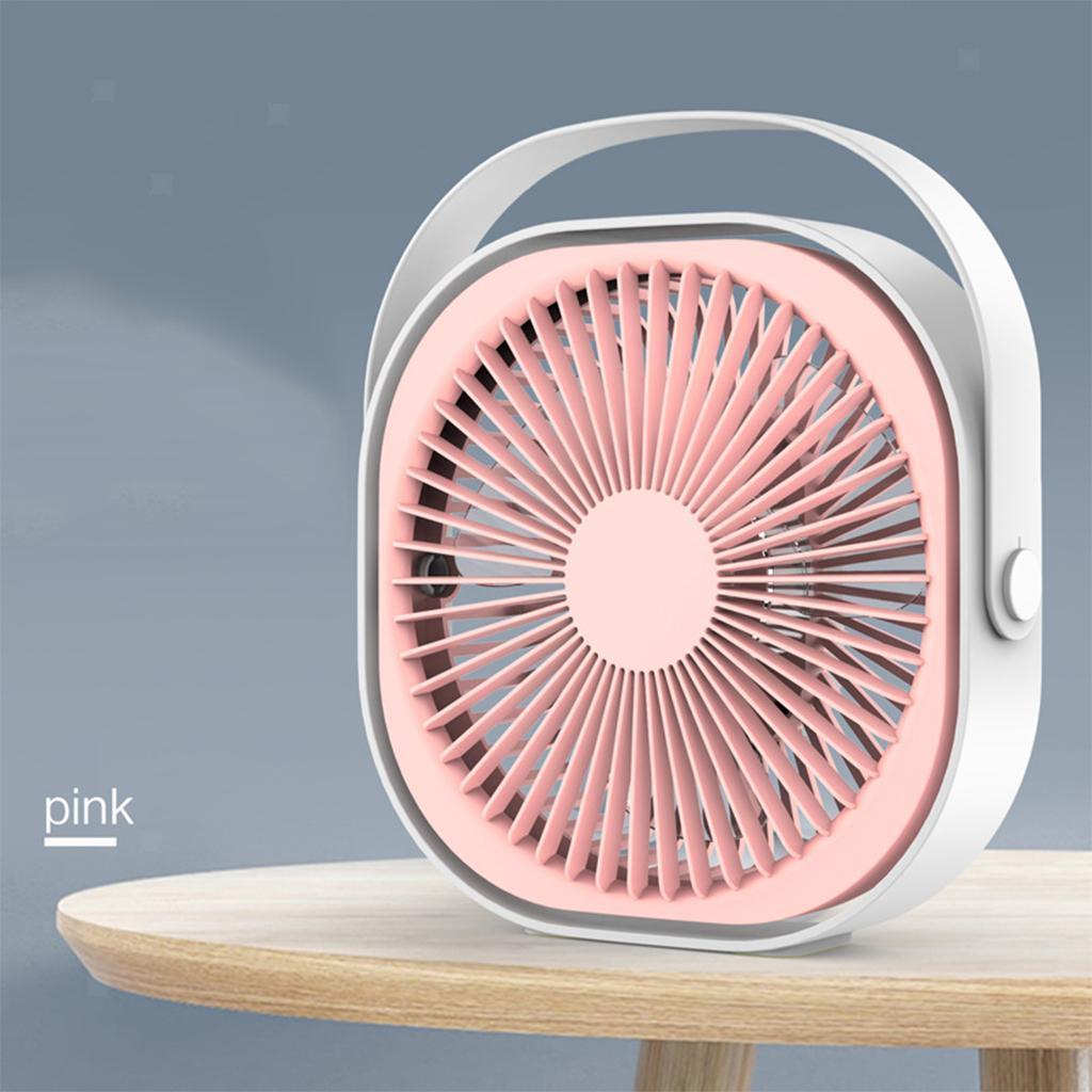 Ventilateur-Portable-Rechargeable-De-Bureau-De-Ventilateur-De-Bureau-De miniature 6
