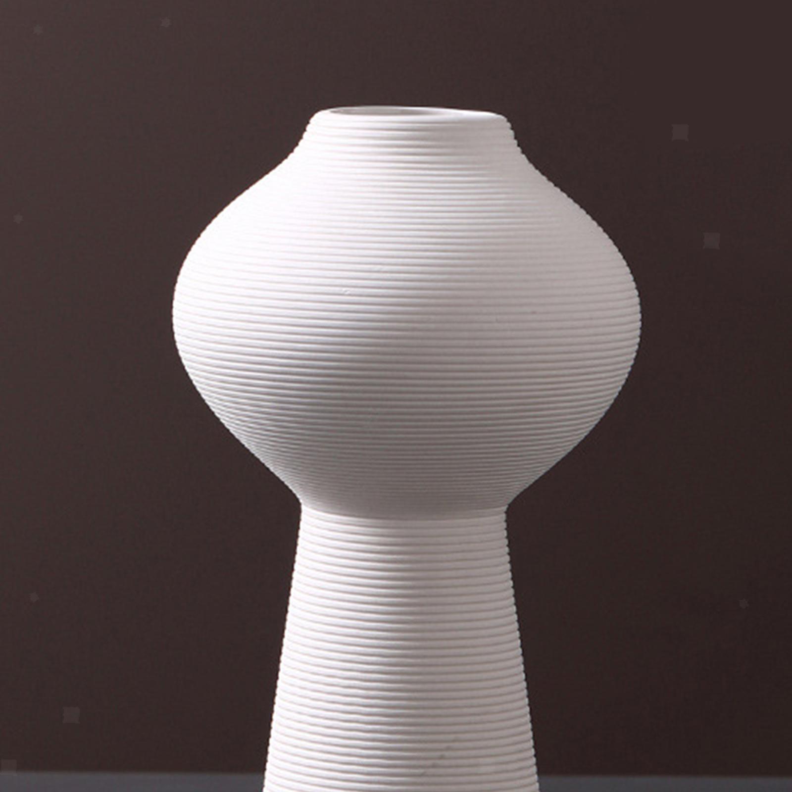 Indexbild 12 - Keramik Blumenvase Blumentöpfe Trockenblumenornamente Blumenvase Dekor