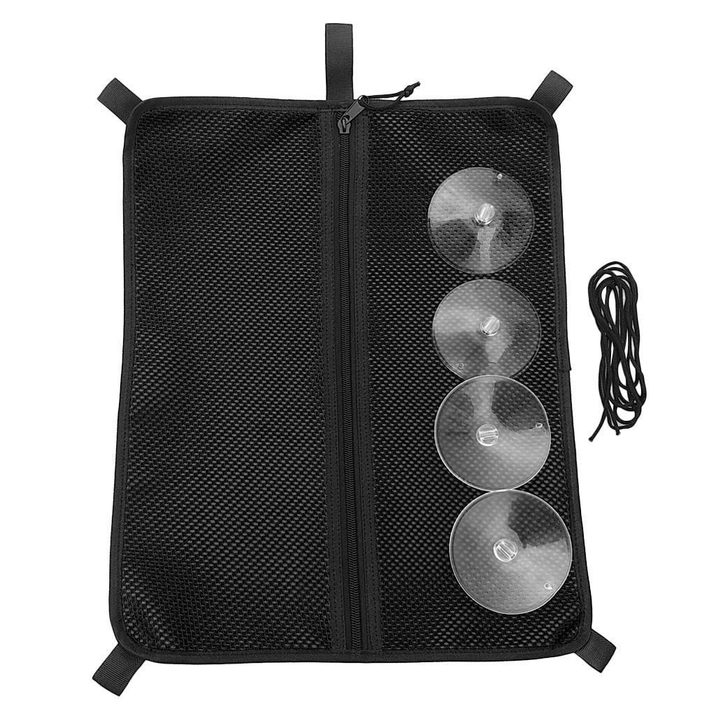 Premium-Paddleboard-Keys-Telefon-Wasserflaschenpackung-Aufbewahrung-Mesh-Net Indexbild 11