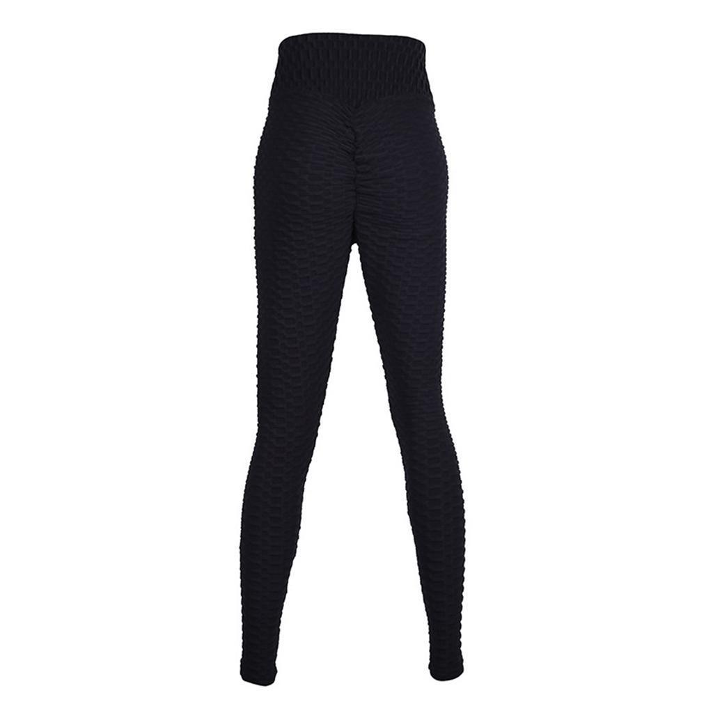 Donne Pantaloni di Yoga Fitness Corsa e Jogging Pantaloni Da Ginnastica
