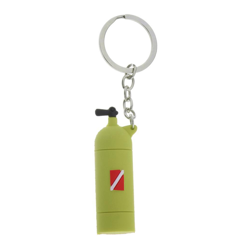Mini-Diving-Tank-Key-Chain-Novelty-Dive-Air-Cylinder-Car-Keys-Diver-Bag-Tag-Ring thumbnail 9