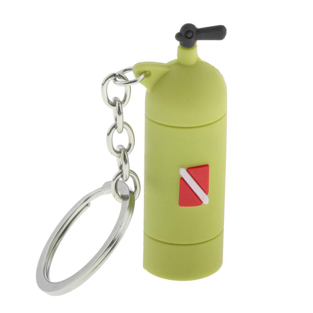 Mini-Diving-Tank-Key-Chain-Novelty-Dive-Air-Cylinder-Car-Keys-Diver-Bag-Tag-Ring thumbnail 10