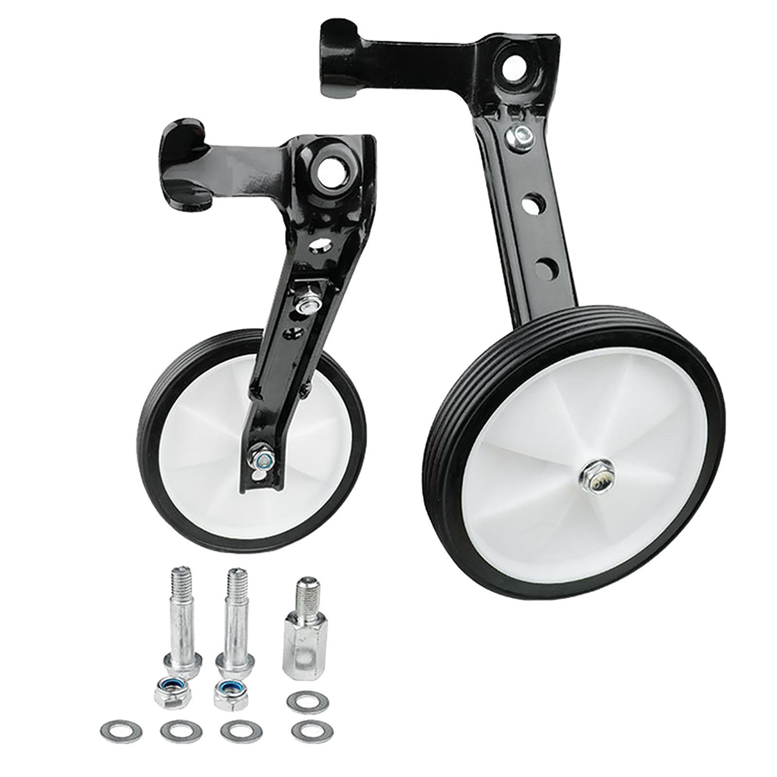 "16~24/""Child Bike Training Wheel Learning Stabilisers Auxiliary Wheel Ring Horn"