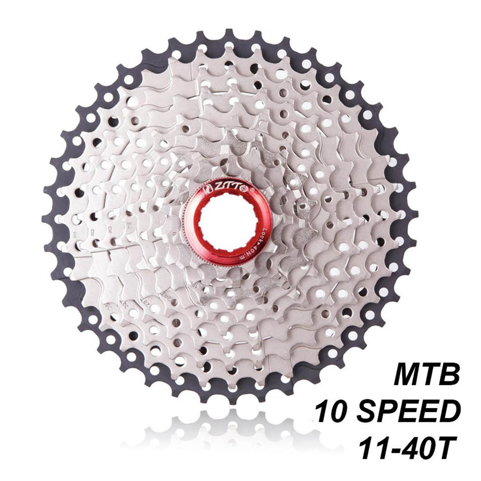 MTB Road Bike Bicycle Cassette Freewheel 8 9 10 Speed Flywheel Sprocket Gear