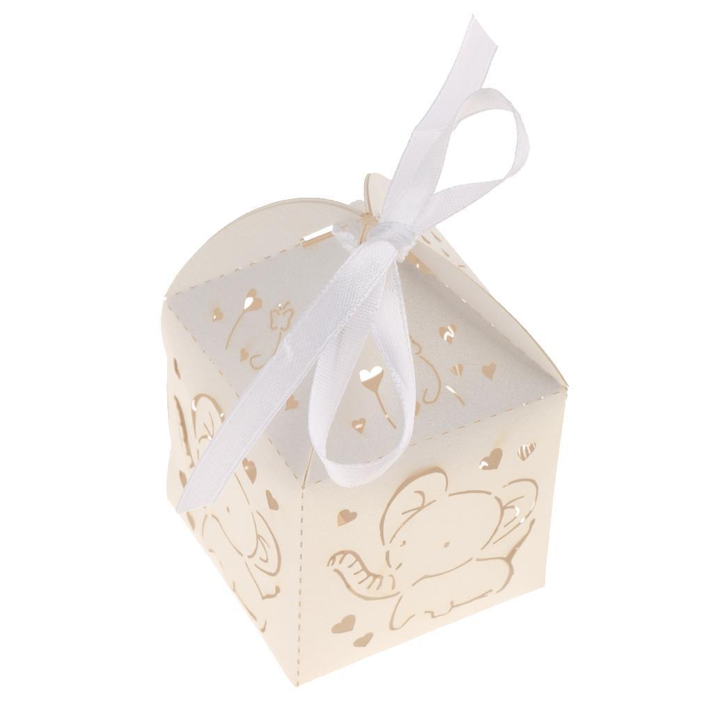 Confezione-regalo-mini-caramelle-vuote-da-25-pezzi-per-baby-shower-compleanno miniatura 11