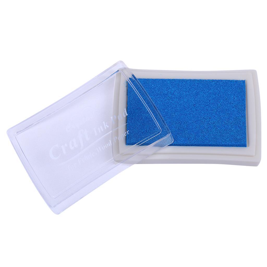 Kinderspielzeug-stempel-diy-handwerk-stempelkissen-pigment-karte-machen Indexbild 18