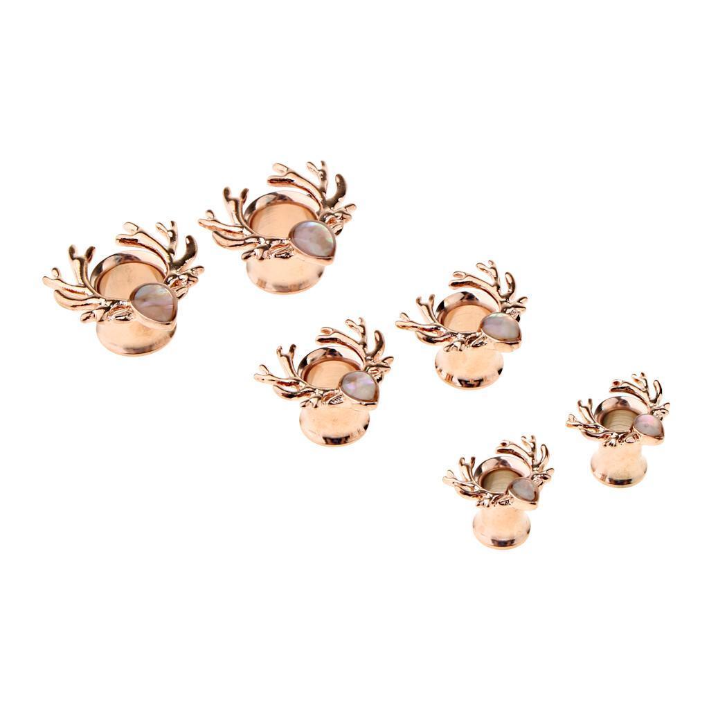 Barella-del-tunnel-della-carne-della-spina-dell-039-orecchio-degli-antlers miniatura 4