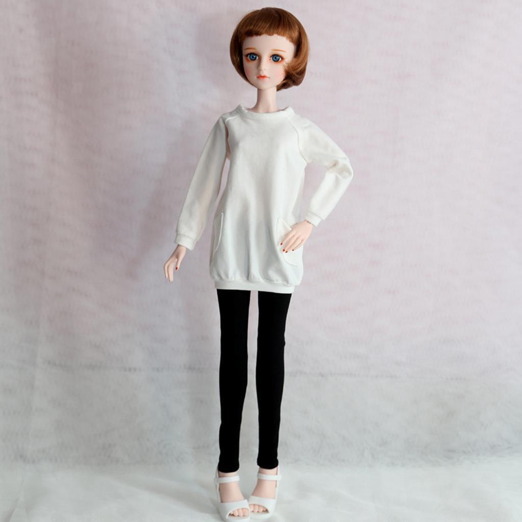 1//4-Puppe bunte Bleistift Hose für BJD Puppenkleidung Skinny Pants