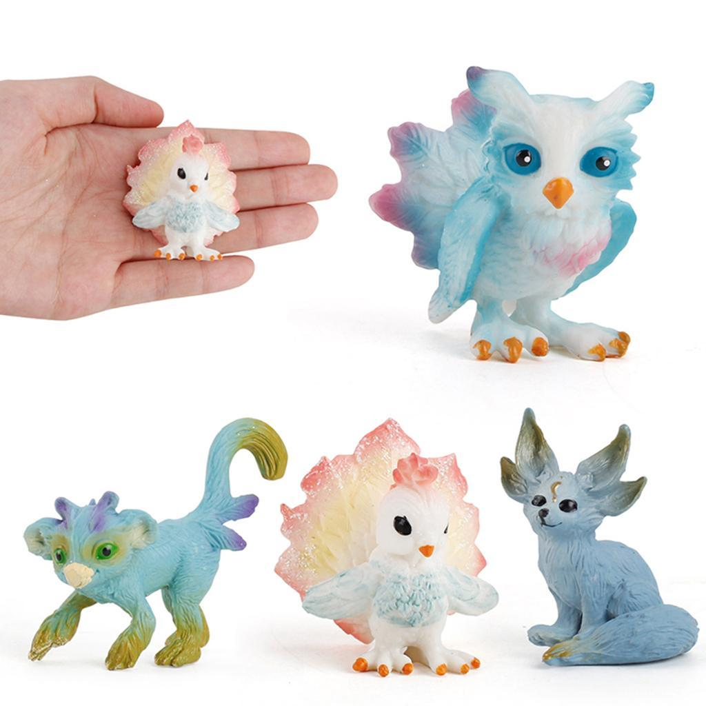 Kids-Educational-Toys-Mythical-Animals-Model-Action-Figures-Toys thumbnail 13