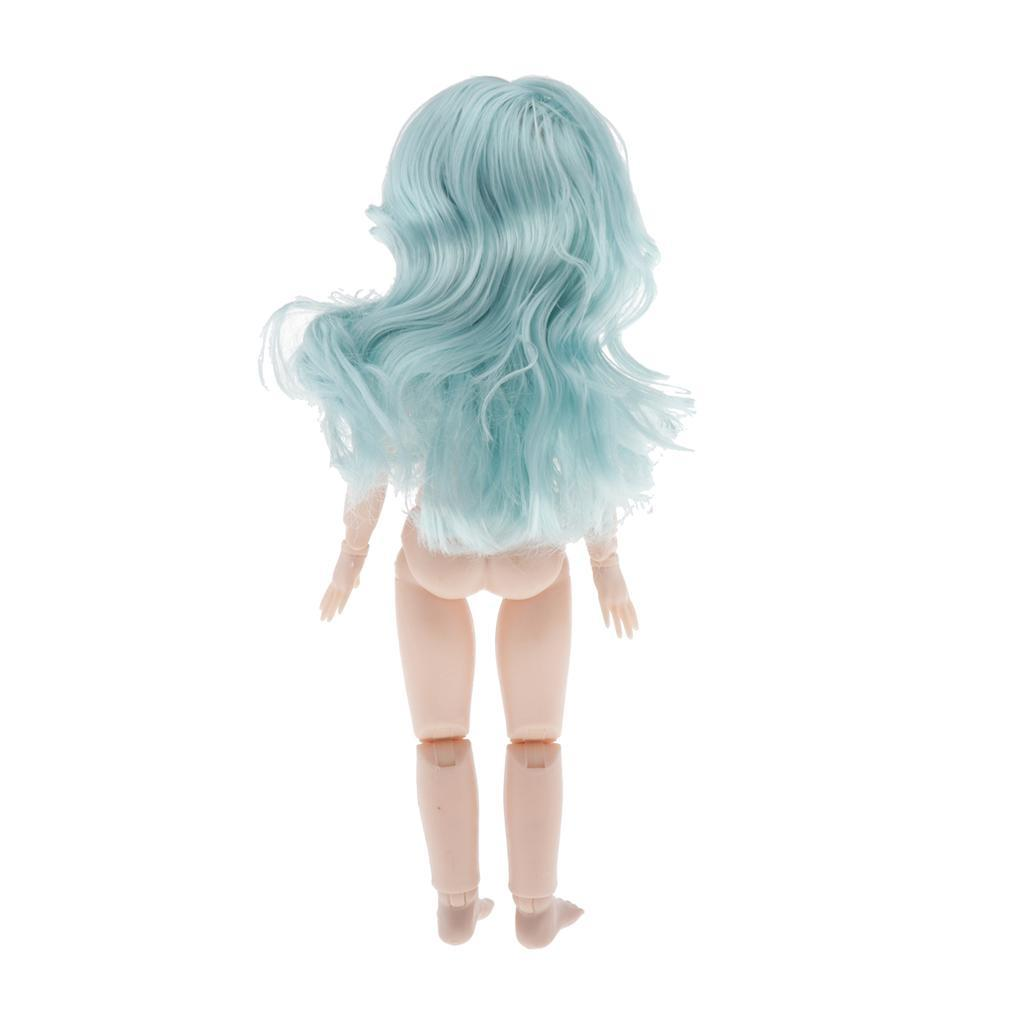 28cm-BJD-Baby-Girl-Doll-Nude-Body-Fashion-Dolls-DIY-Toy-for-Girls-Gifts thumbnail 27