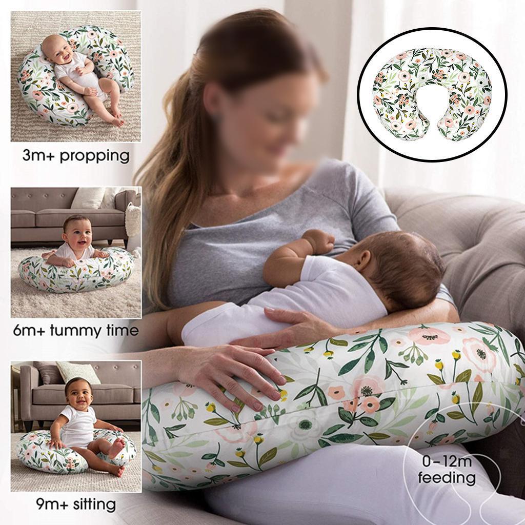 miniatura 7 - Fodera per cuscino per allattamento Federa per cuscino per allattamento al