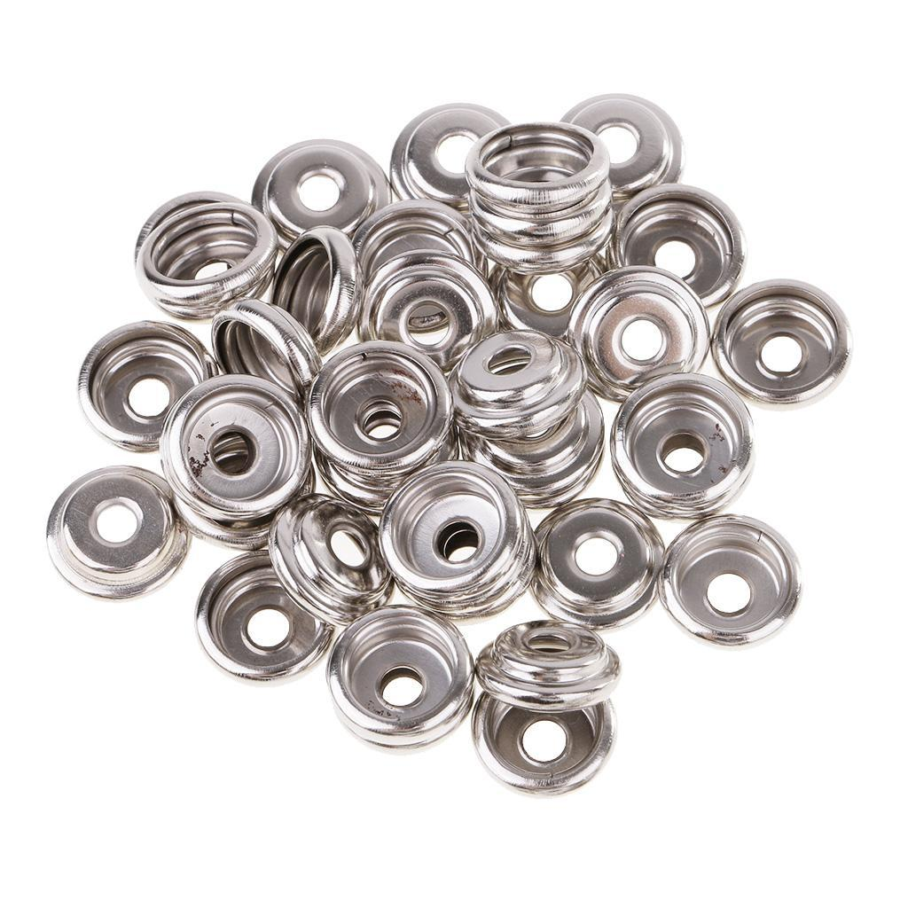 30-Sets-Vintage-Metal-Snap-Fasteners-Sewing-Button-Press-Studs-for-Leather-Craft thumbnail 6