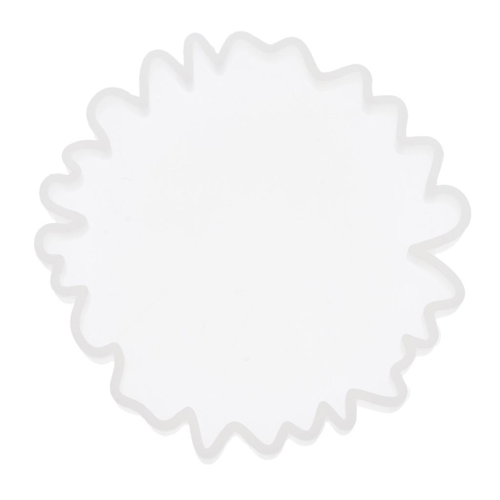 Indexbild 7 - Silikon-Ornamente-Form-Untersetzer-DIY-Epoxidharz-Gussformen-fuer-Seifenkerzen