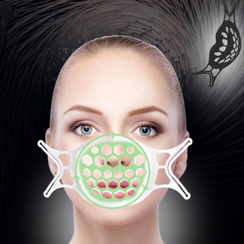 3D Face Mask Bracket Support Cover Cushion Holder Durable Mask Accessories