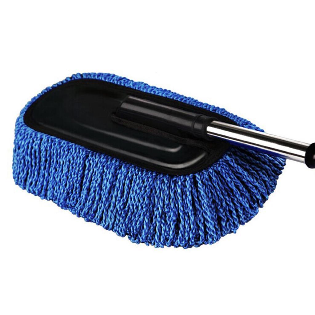 Duster-Microfaser-Reinigungsstaub-Auto-Reiniger-Staub-ausziehbare-Buerste Indexbild 4