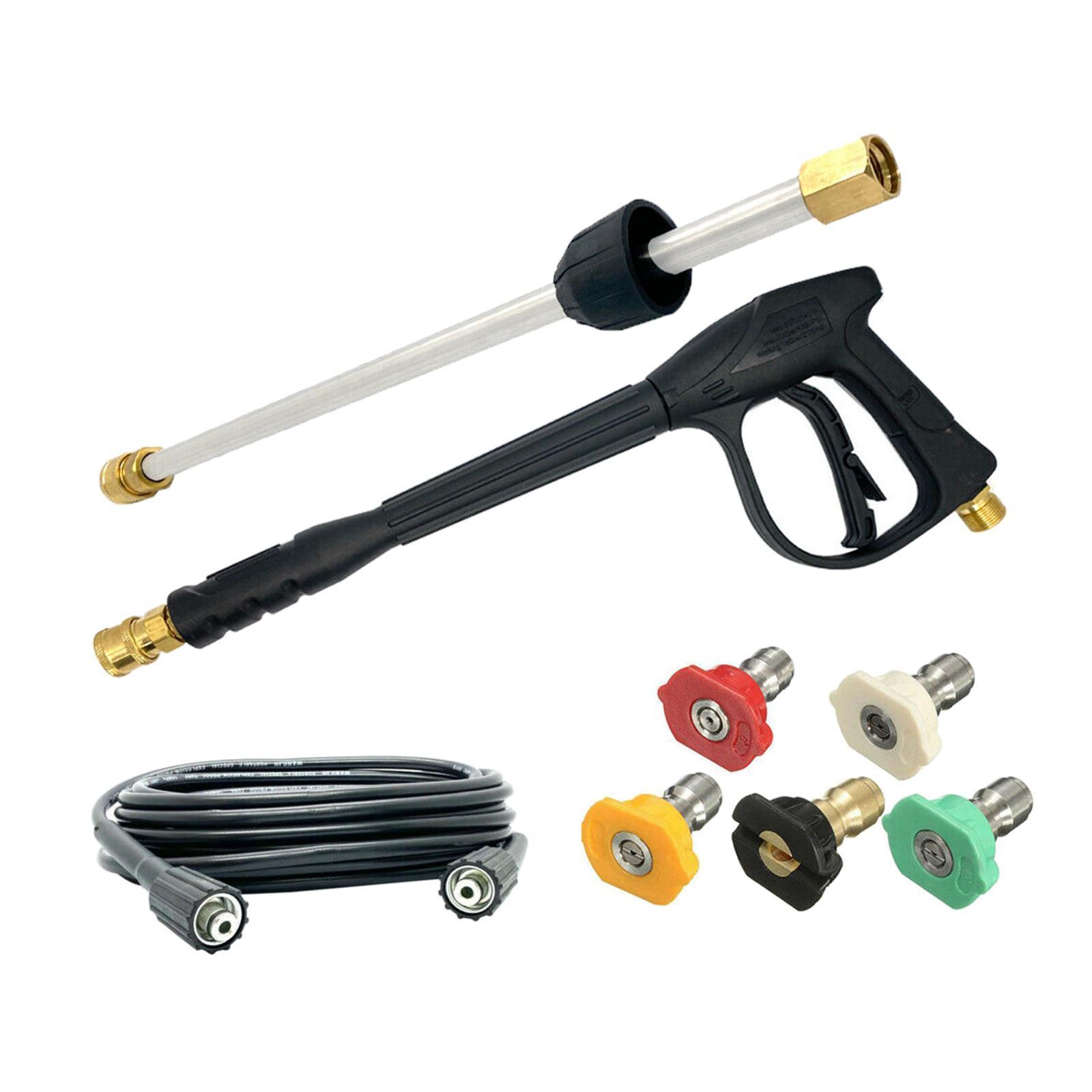 Indexbild 30 - Hochdruckreiniger Pistole Düse Zubehör Ersatzteile Teile Hochdruckpistole