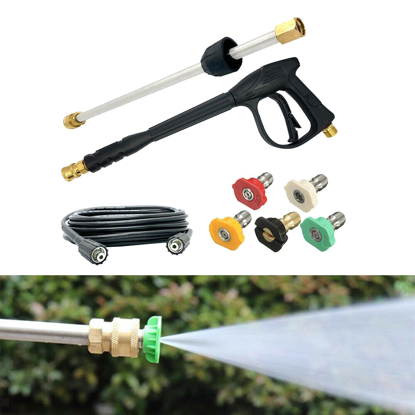 Indexbild 31 - Hochdruckreiniger Pistole Düse Zubehör Ersatzteile Teile Hochdruckpistole