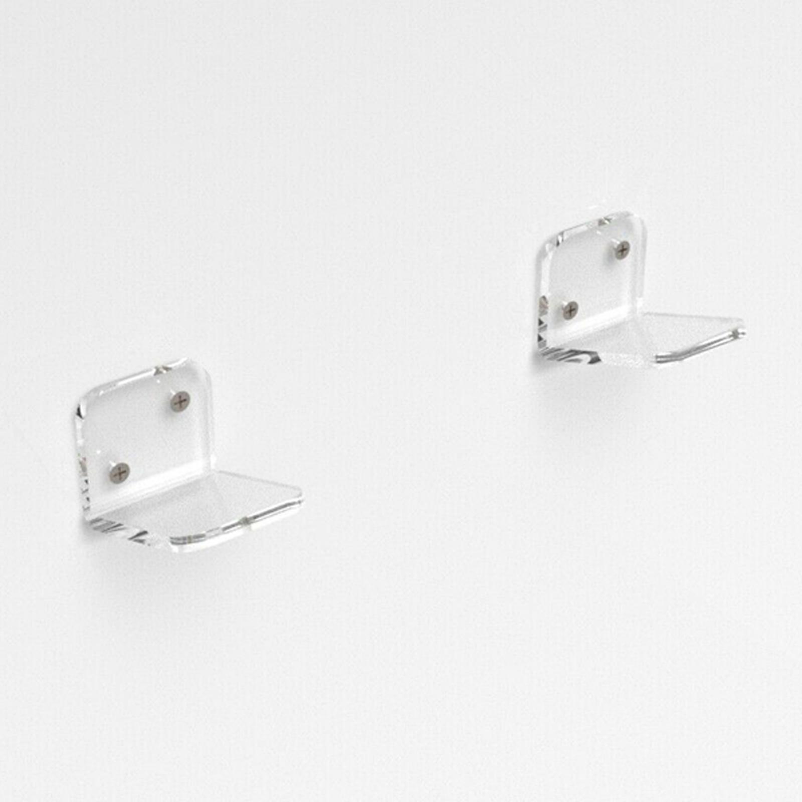Espositore-appendiabiti-per-montaggio-a-parete-per-Skateboard-in-acrilico miniatura 13