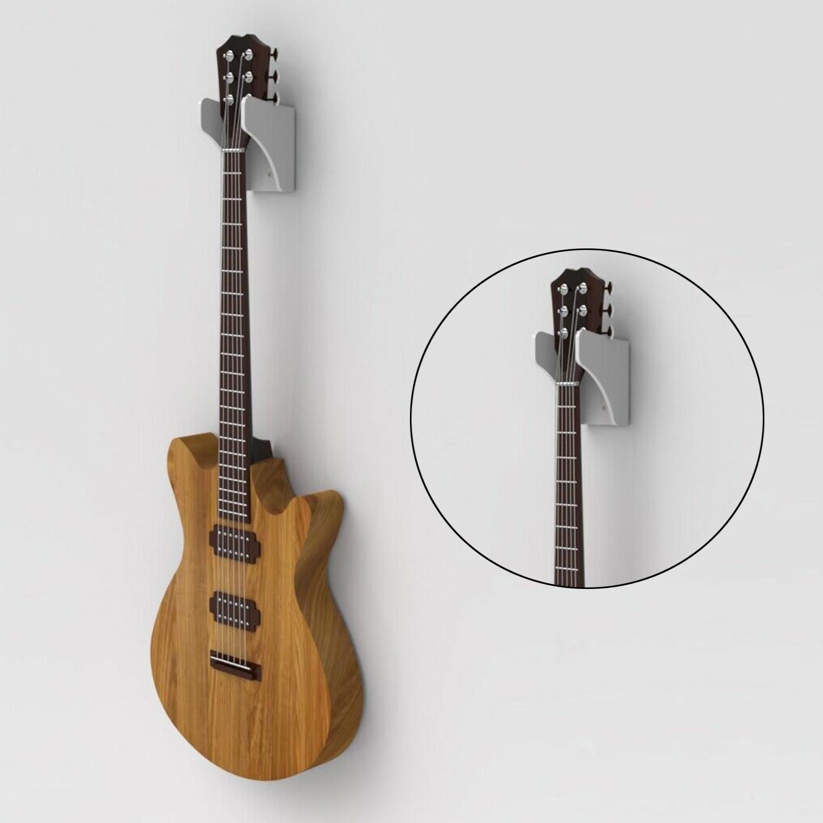 miniatura 9 - 1pcs guitarra colgador casa & Studio guitarra están 7,5