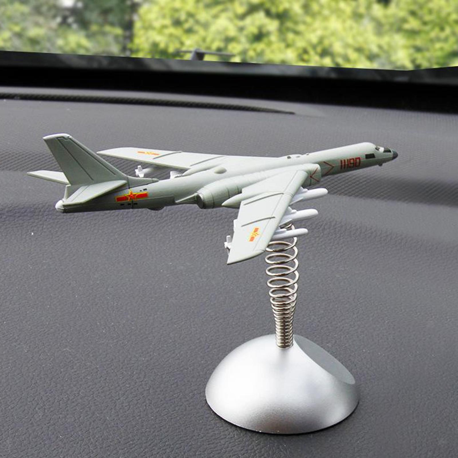 miniatura 6 - Modello di aeromobile Modello di Bomber-6K Aereo Da Caccia Copany Auto Da Tavolo