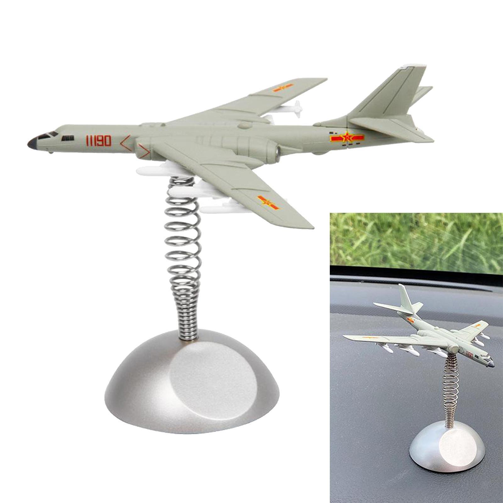 miniatura 4 - Modello di aeromobile Modello di Bomber-6K Aereo Da Caccia Copany Auto Da Tavolo