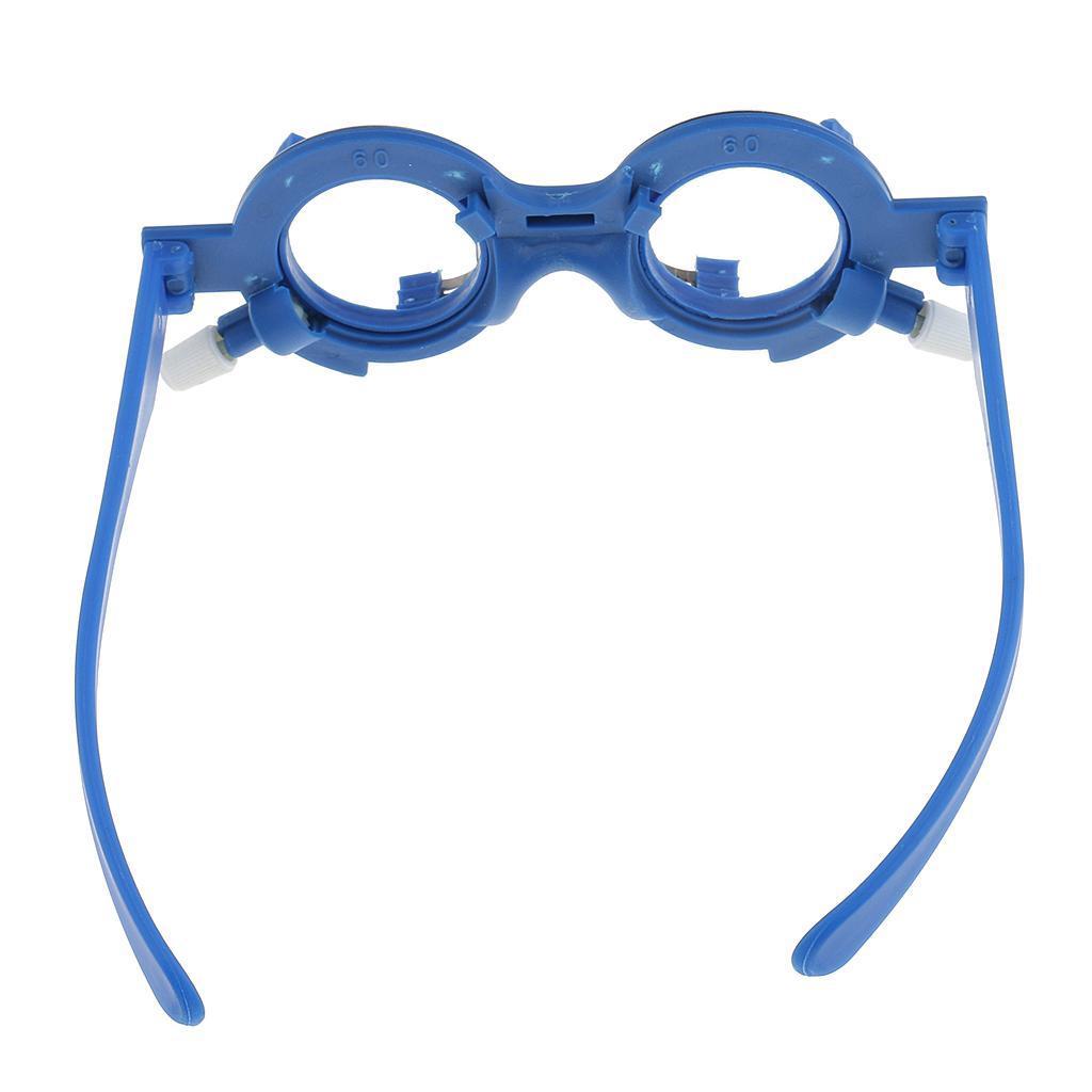 Optical-Optical-Lens-Trial-Optometry-Occhiali-per-Occhi-Equipaggiamento miniatura 20