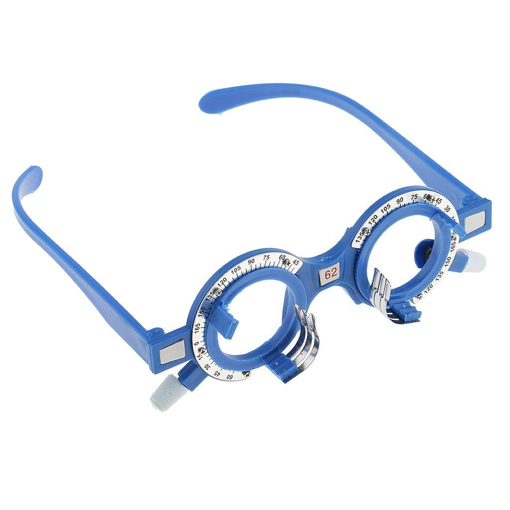 Optical-Optical-Lens-Trial-Optometry-Occhiali-per-Occhi-Equipaggiamento miniatura 21