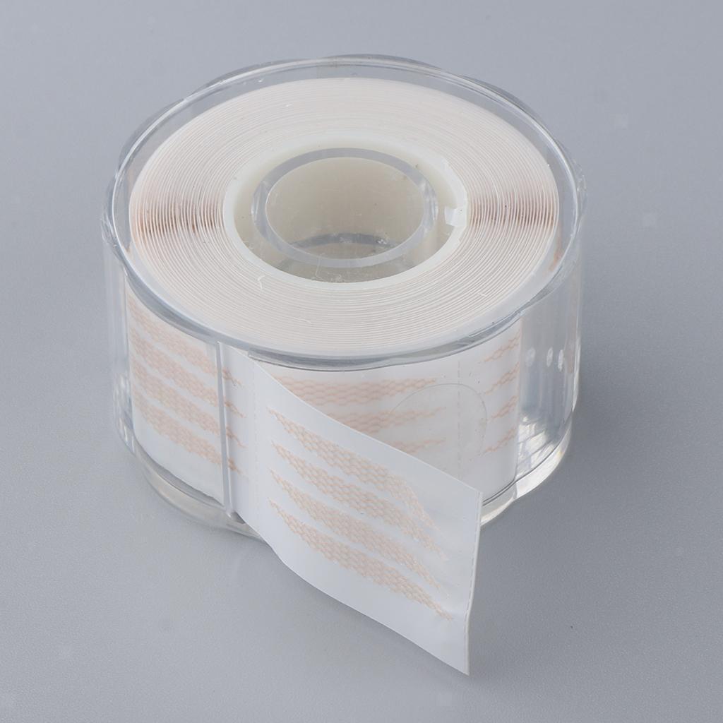 Adhesive-Double-Eyelid-Strips-Natural-Uneven-Mono-Eyelids-Eye-Lift-Tapes thumbnail 17