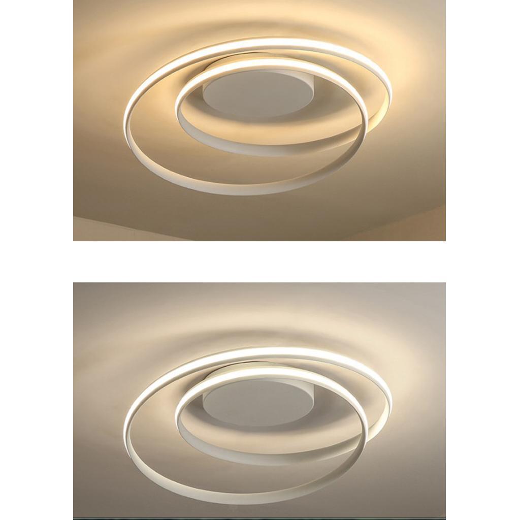 Luce-di-Soffitto-del-LED-di-Controllo-Remoto-Della-Lampada-Soggiorno-Cucina miniatura 9