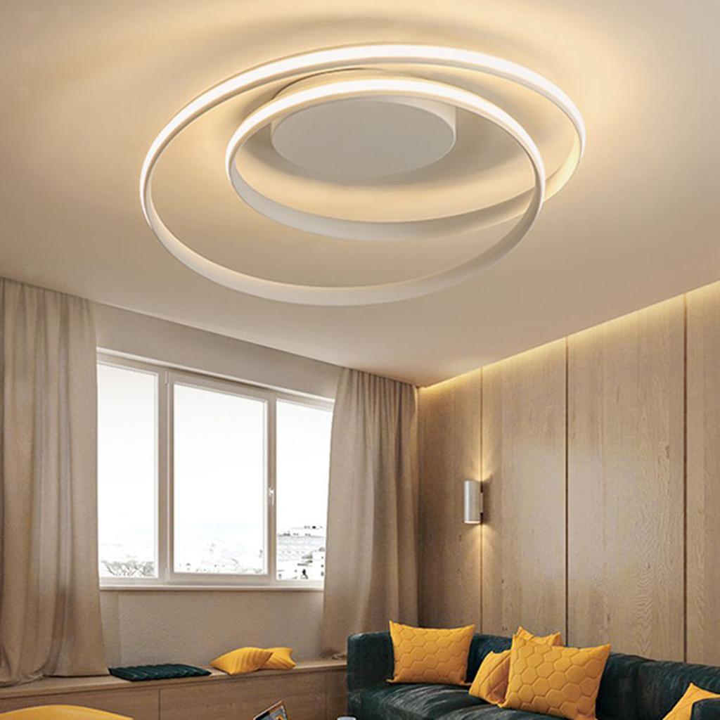 Luce-di-Soffitto-del-LED-di-Controllo-Remoto-Della-Lampada-Soggiorno-Cucina miniatura 6