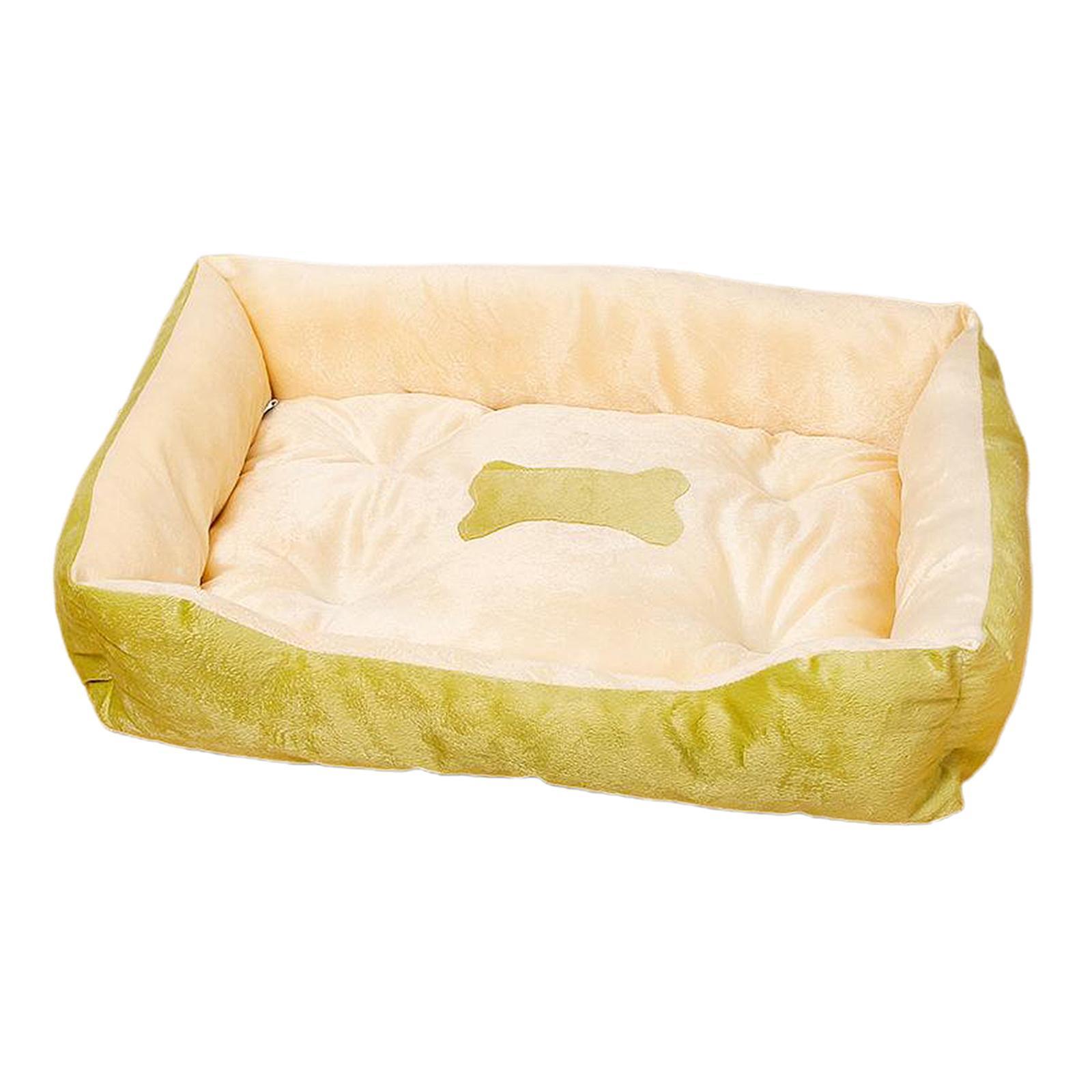 Indexbild 17 - Katze-Hund-Bett-Pet-Kissen-Betten-Haus-Schlaf-Soft-Warmen-Zwinger-Decke-Nest