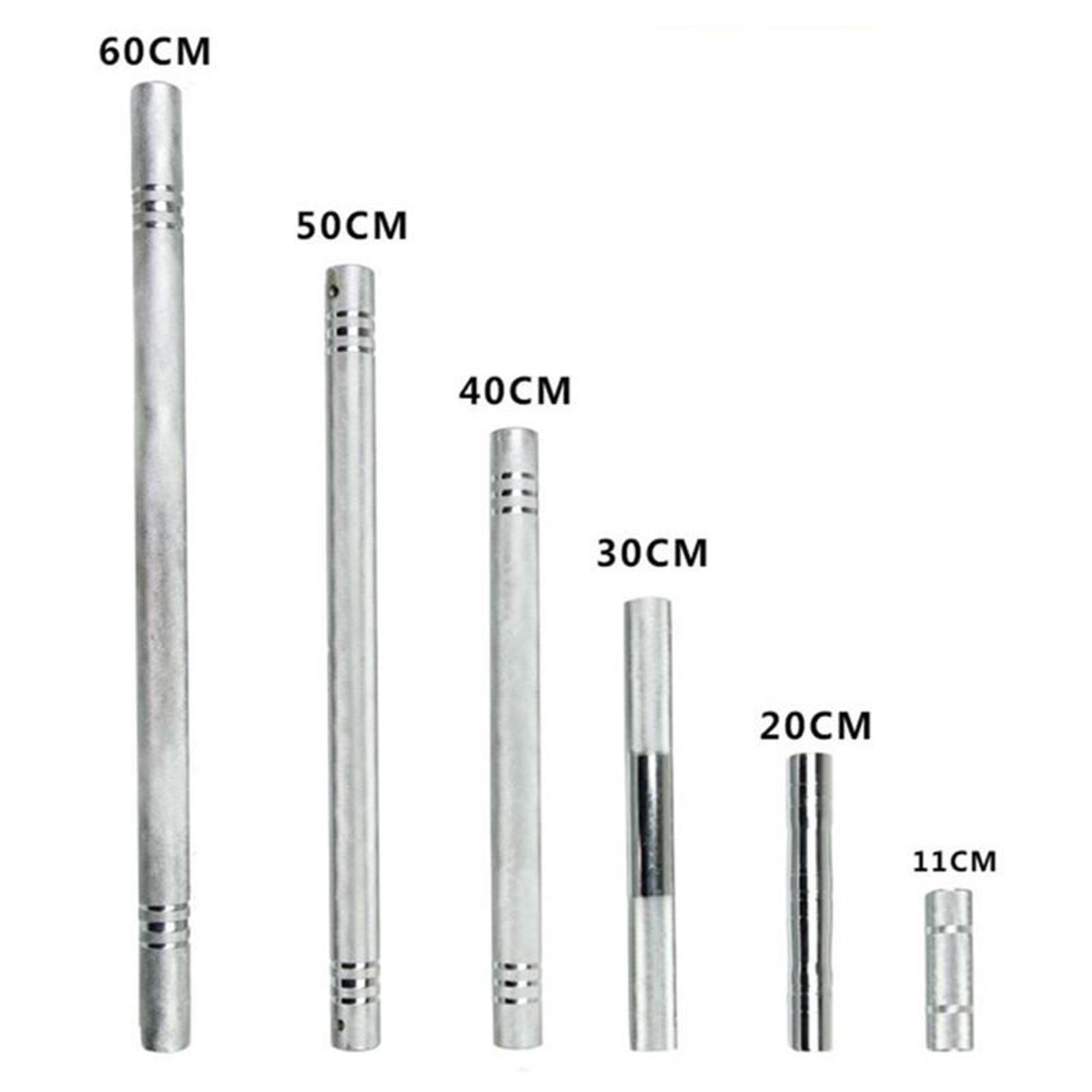 miniature 6 - Coupleur de connexion de joint de poteau d'extension de tige de barre