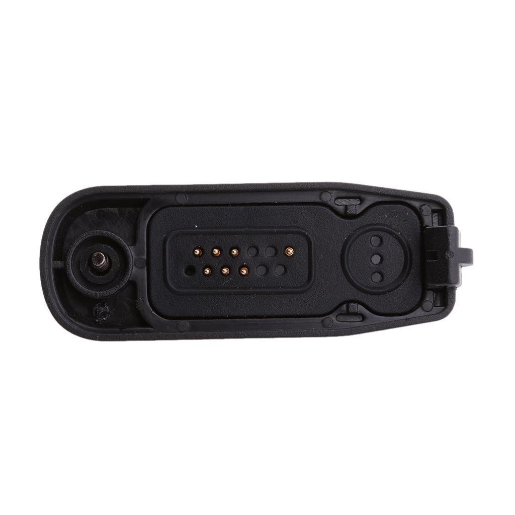 DMX3M001 3-PIN XLR 110-ohm DMX Terminator black - PropAudio