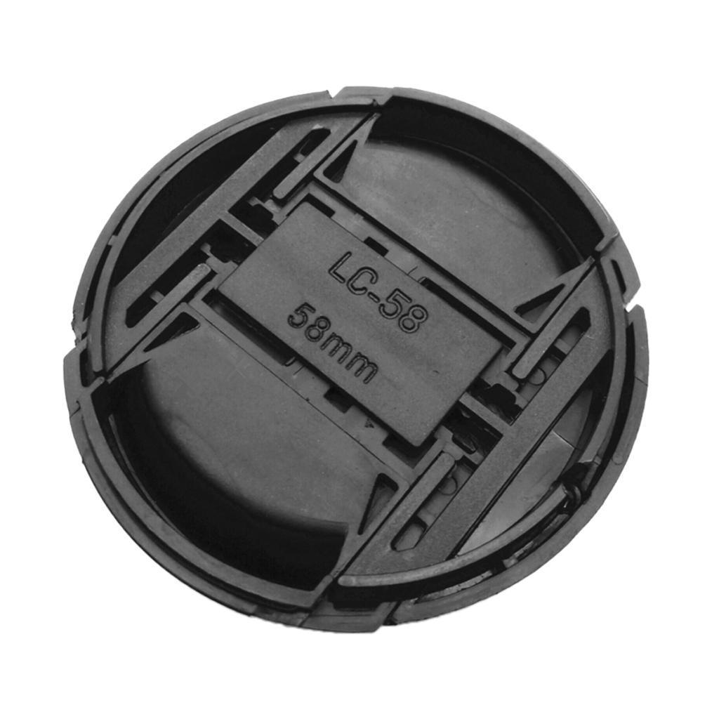 49-77mm-Universal-Snap-On-Front-Lens-Cap-Cover-Protector-for-Camera thumbnail 4