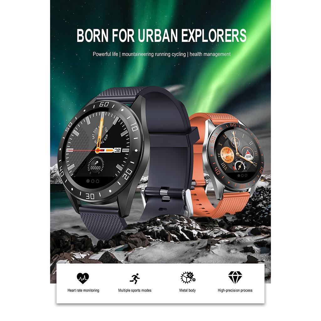 Indexbild 10 - Smartwatch Sportuhr mit Herzfrequenz Blutsauerstoffüberwachung Schlafmonitor