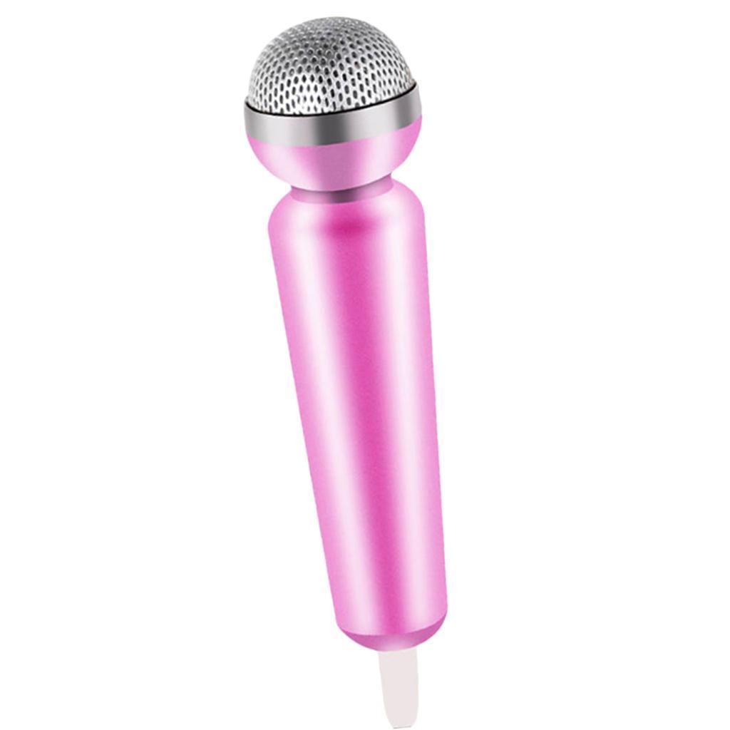 Mini-Microfono-Stereo-Mic-Per-Telefono-PC-Chattare-Cantando-Karaoke miniatura 6