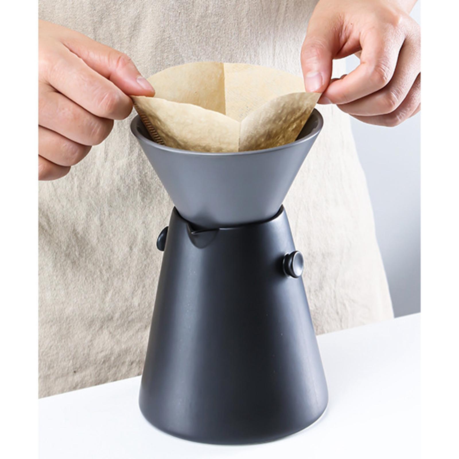 miniature 26 - Part-des-menages-Goutte-A-Goutte-Cafe-Verser-Sur-Cafe-Fabricant-Anti-goutte