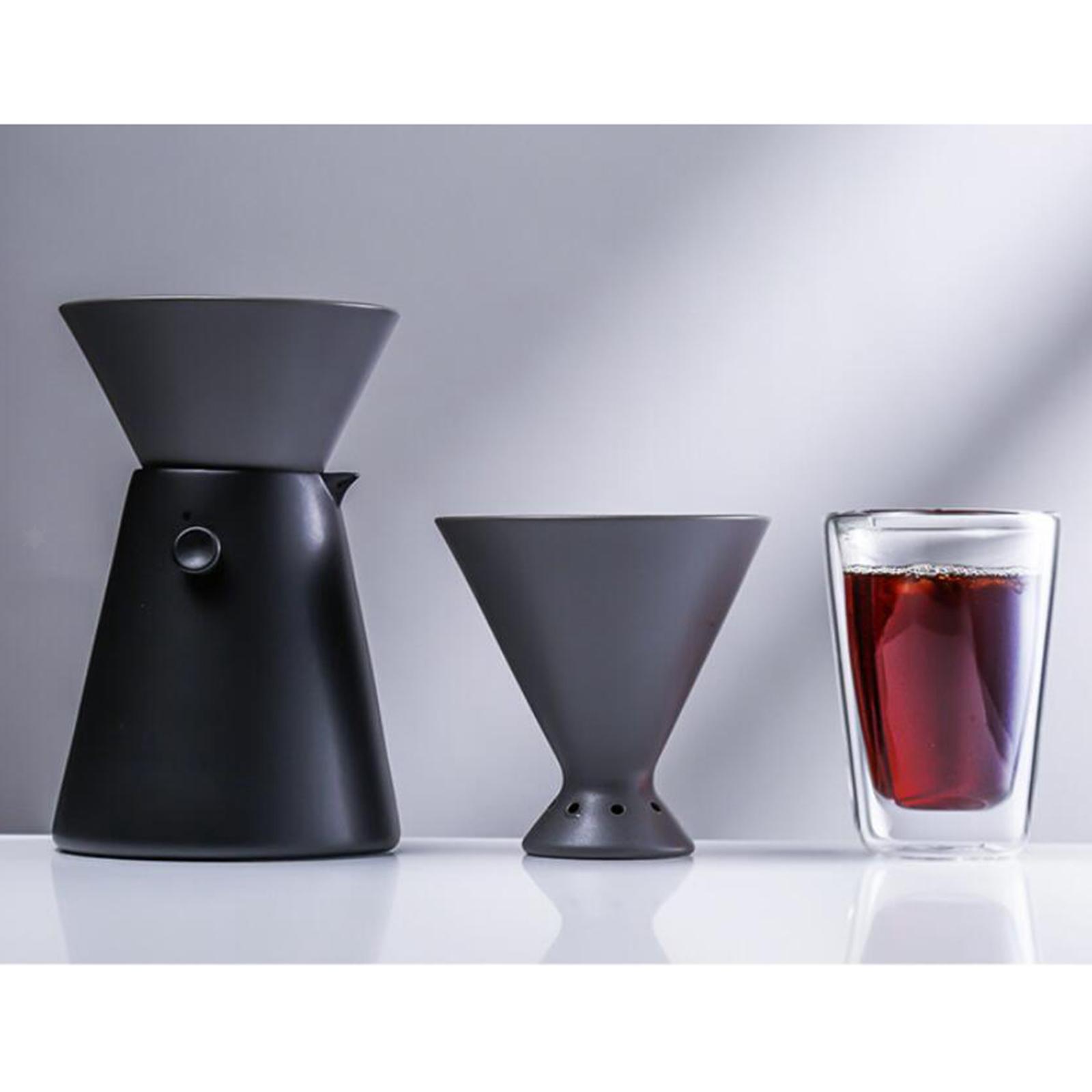 miniature 17 - Part-des-menages-Goutte-A-Goutte-Cafe-Verser-Sur-Cafe-Fabricant-Anti-goutte