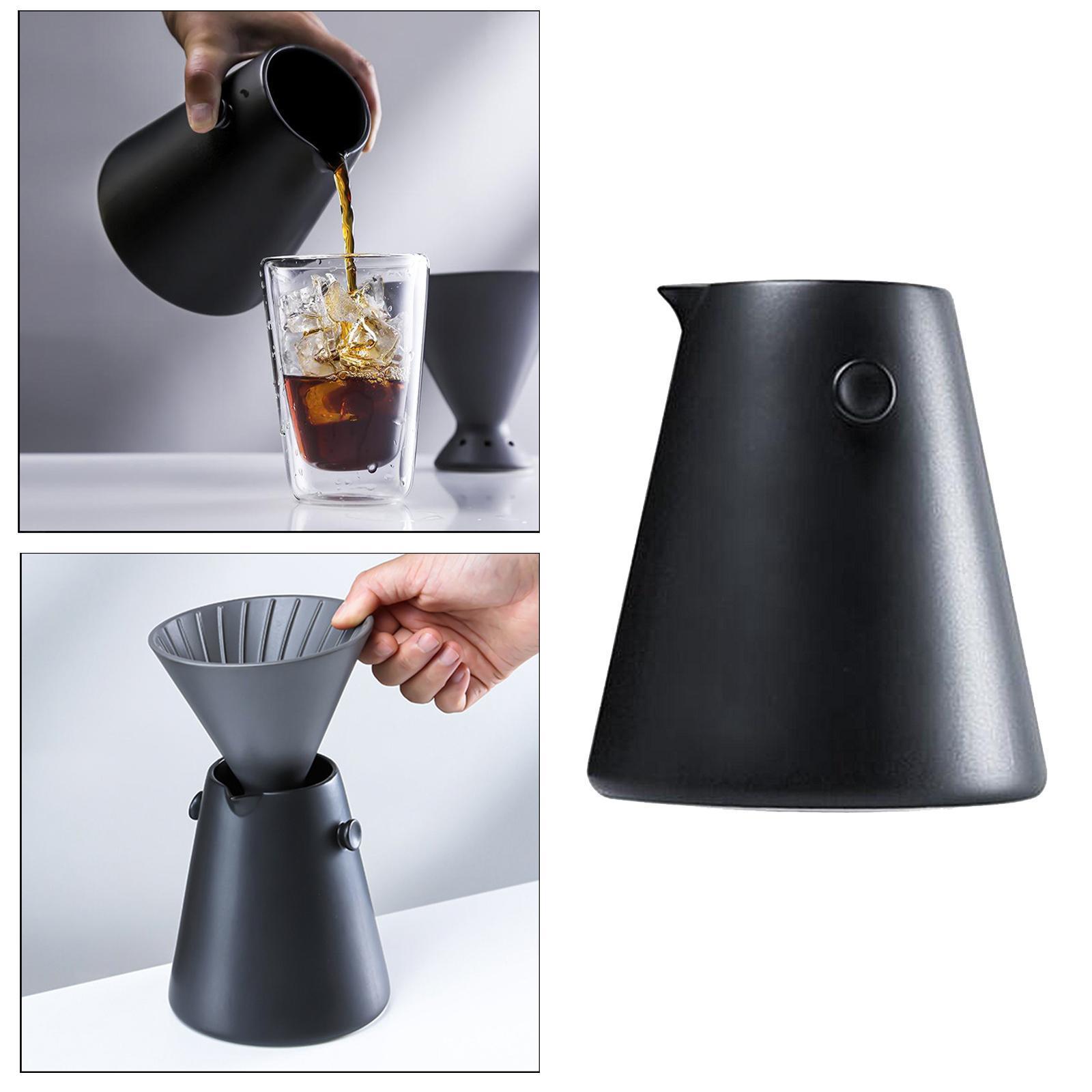 miniature 16 - Part-des-menages-Goutte-A-Goutte-Cafe-Verser-Sur-Cafe-Fabricant-Anti-goutte