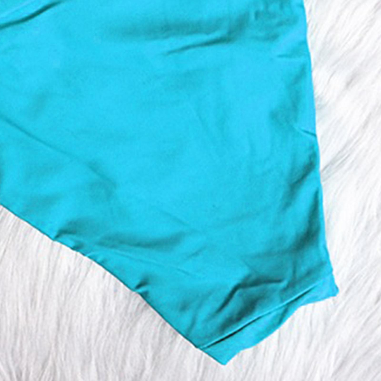 Indexbild 146 - Zwei Stücke Bikini Set Strappy Bademode Party Badeanzug Tankini Bademode
