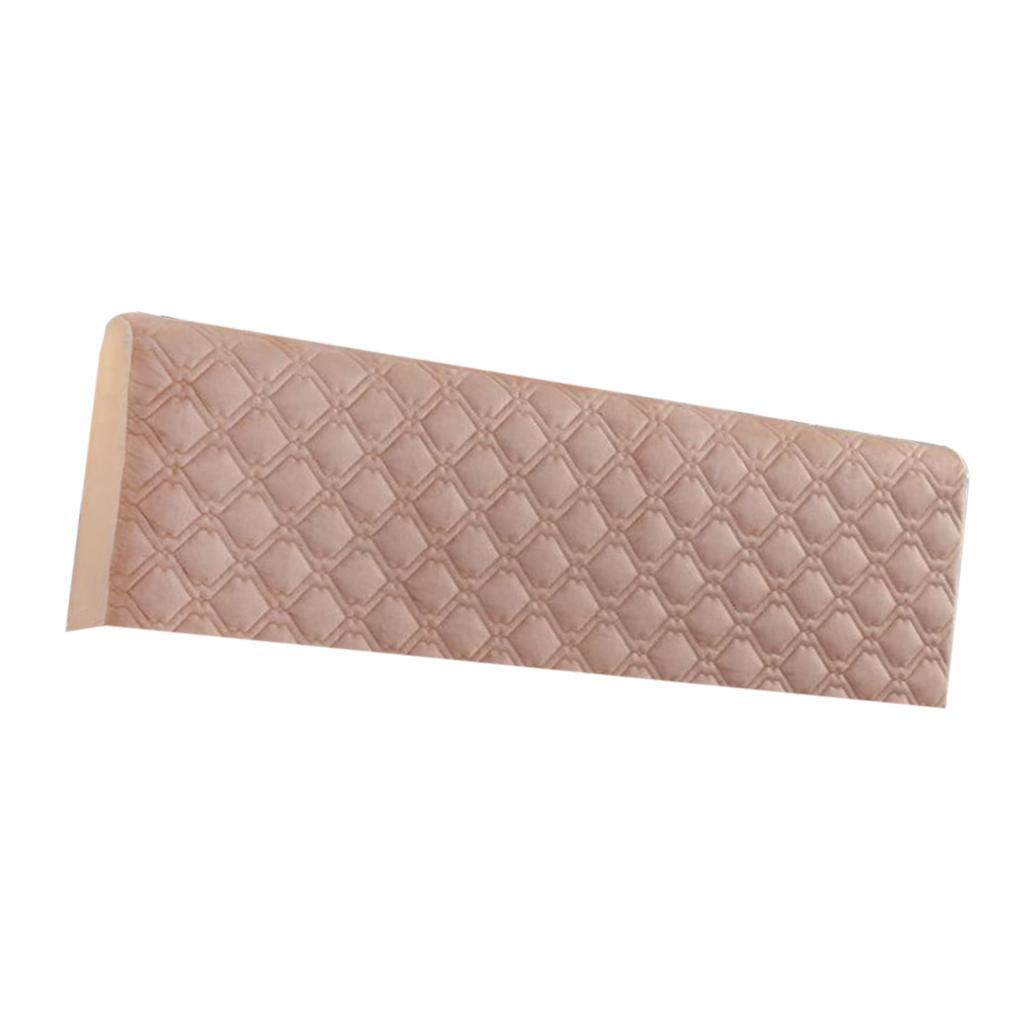 miniatura 43 - Copri-Testata-Letto-Protezione-da-Mobili-Fodera-Elastica-Antipolvere