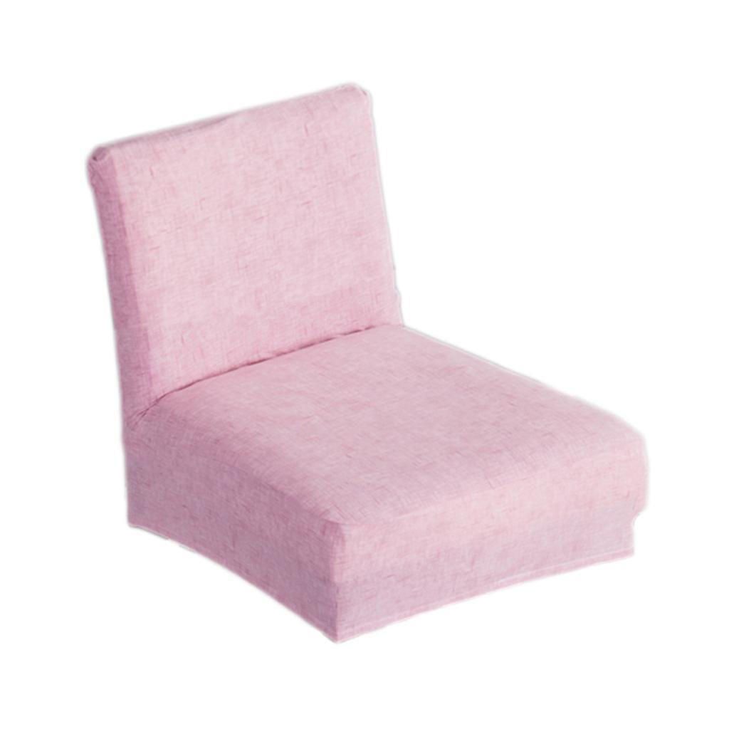 2pcs-chaise-de-salle-a-manger-a-dos-court-couvre-tabouret-de-comptoir-de-bar miniature 6