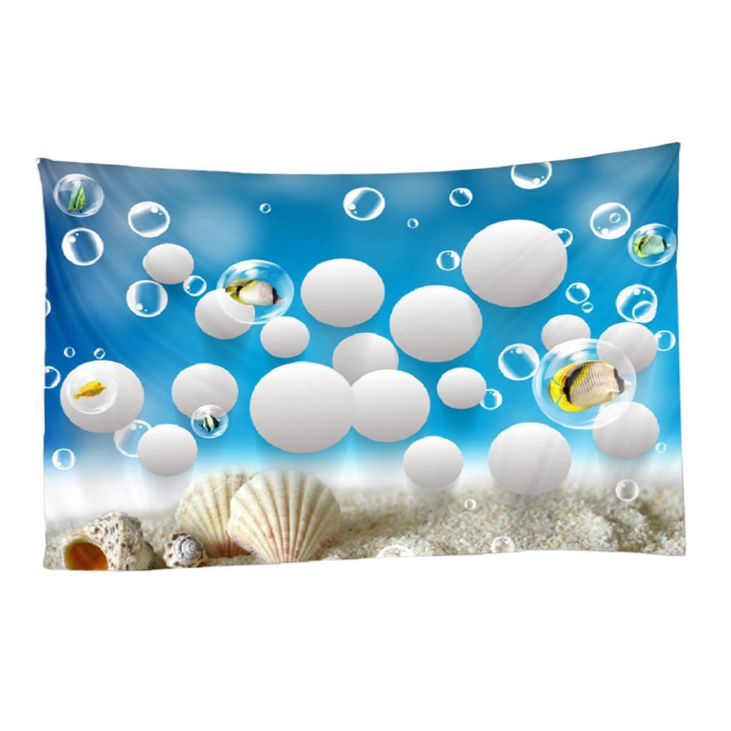 Effetto-3D-Sottomarino-World-Wall-Appeso-Tapestry-Party-Sfondo miniatura 4