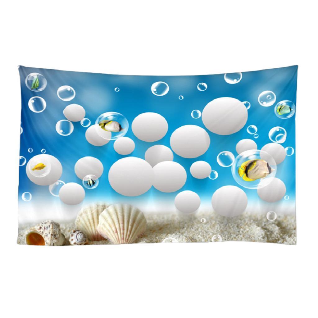 Effetto-3D-Sottomarino-World-Wall-Appeso-Tapestry-Party-Sfondo miniatura 3