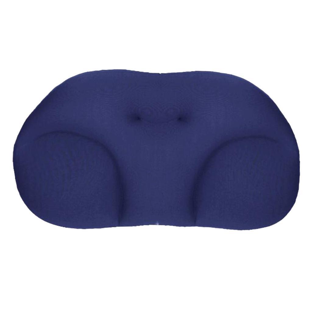 miniatura 6 - Cuscini per il collo, Cuscino da viaggio per il sonno profondo, Cuscini per il