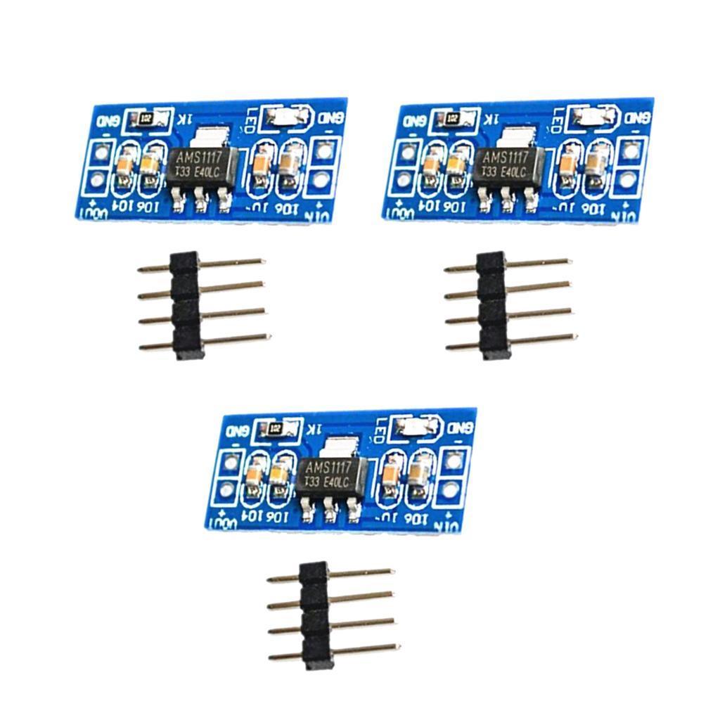 AMS1117-DC-Voltage-Regulator-Power-Supply-Module thumbnail 15